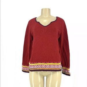 J. Jill Women wool blend  sweater